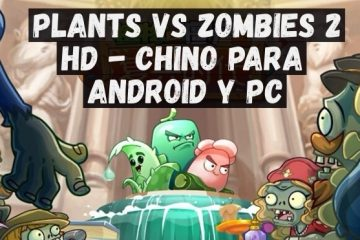 plants vs zombies 2 hd chino 2020