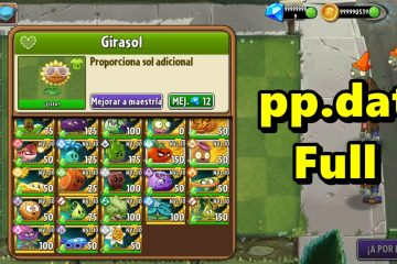 Plants vs Zombies 2 PC pp.dat Full